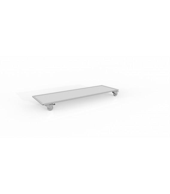 Rollbrett für Transportcase M-Design 137
