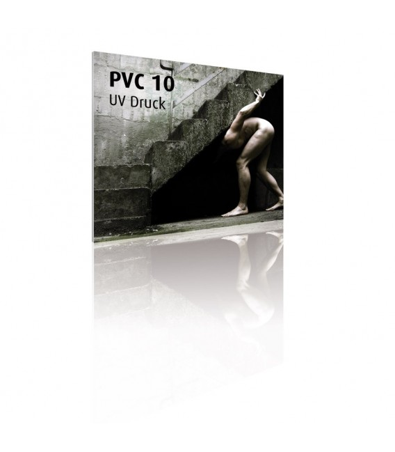 PVC Hartschaumplatte 10 mm