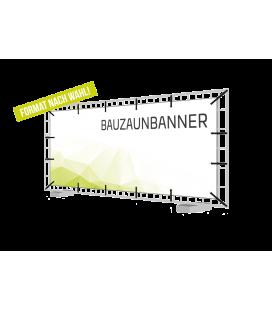 Bauzaunbanner individuelle Größen PVC-Plane