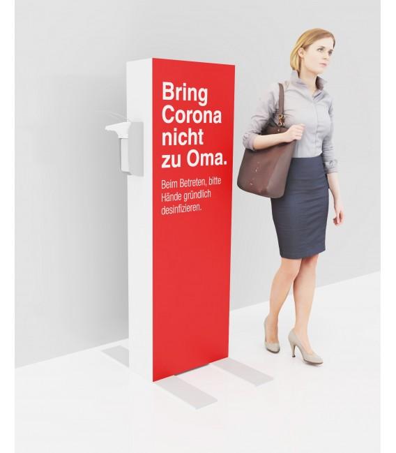 "Desinfektionsstation ""Bremen"""