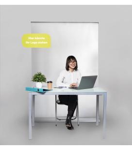 Backwall für Online Meeting