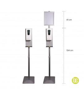 Desinfektionsständer mit Sensor