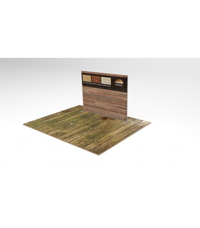 pvc boden gestalten. Black Bedroom Furniture Sets. Home Design Ideas