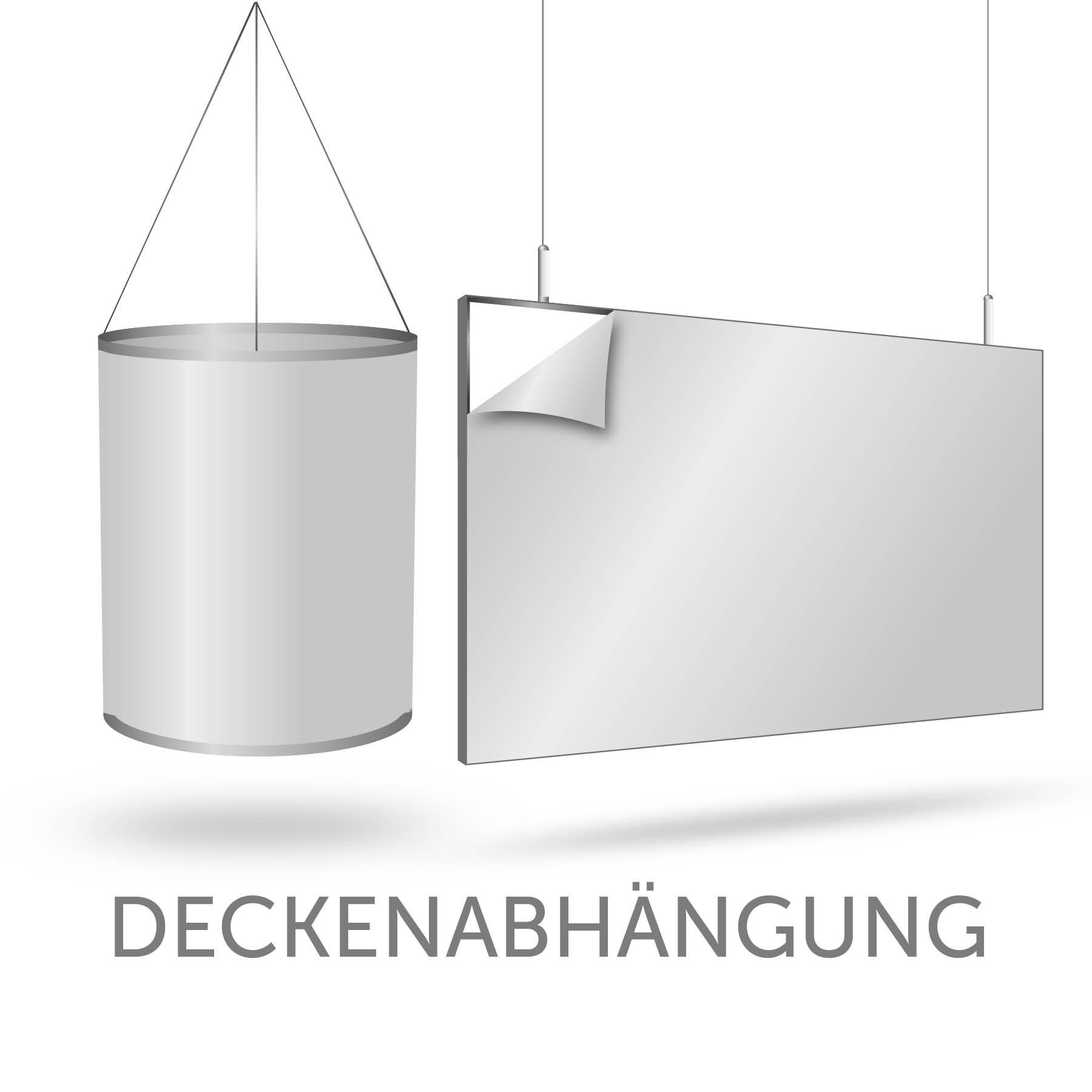 Deckenabhängung
